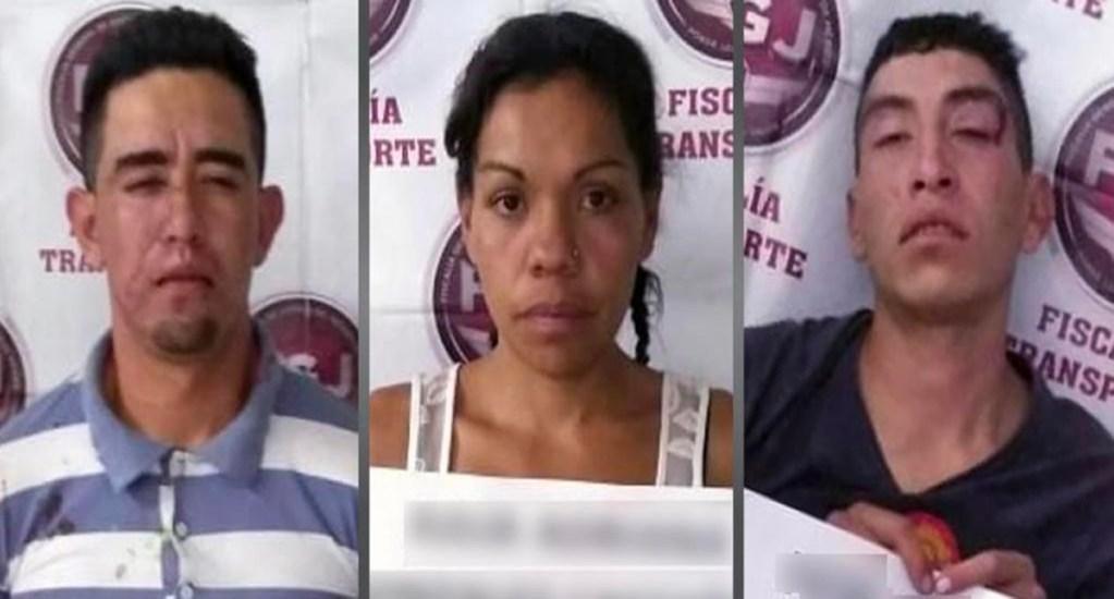 Sentencian a tres por robo a transporte público en Ecatepec - Sentencian a tres por robo transporte público en Ecatepec
