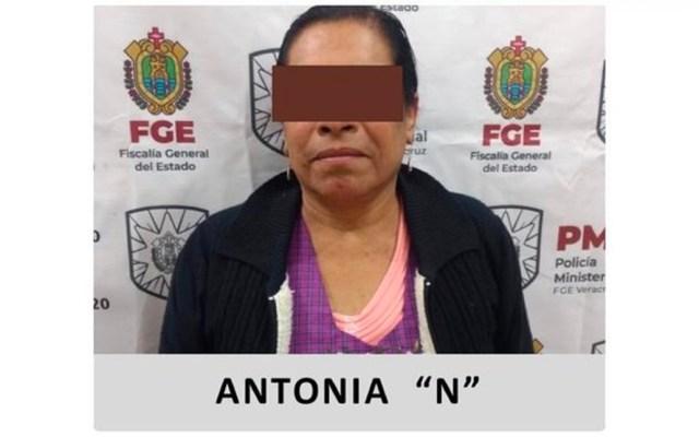 Vinculan a proceso a mujer por robar menor en Veracruz - Vinculan a proceso a mujer por robar menor en Veracruz