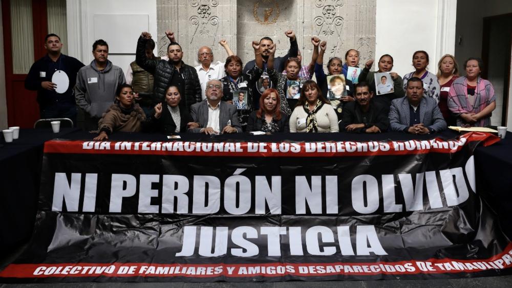 Respeto a víctimas y familiares de desaparecidos: CNDH - Foto de @CNDH