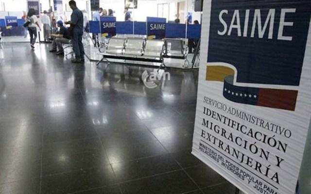 EE.UU. sanciona a funcionarios de Venezuela por venta de pasaportes - EE.UU. sanciona a funcionarios de Venezuela por venta de pasaportes