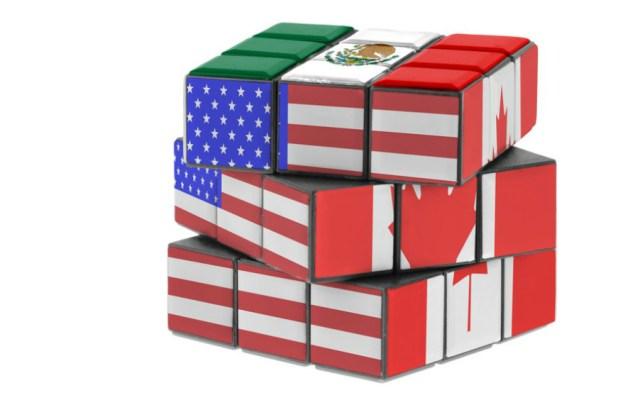 Vicente Fox felicita a AMLO por protocolo modificatorio del T-MEC - Foto de Senado de la República