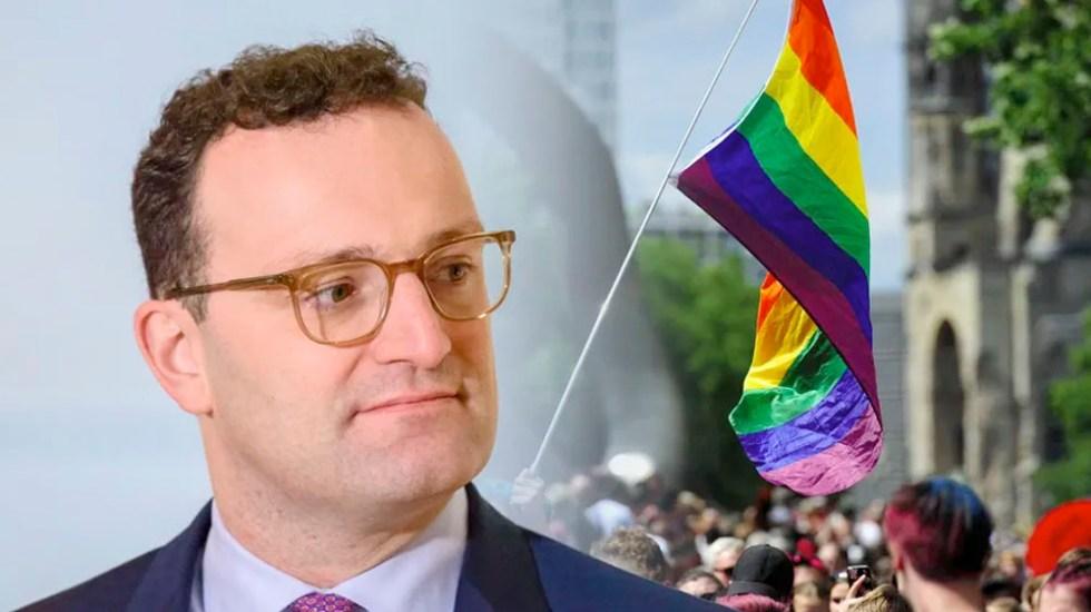 Gobierno de Alemania prohíbe terapias contra homosexualidad - Gobierno de Alemania prohíbe terapias contra homosexualidad