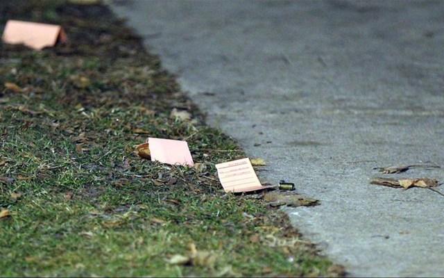 Al menos 13 heridos en tiroteo durante reunión en Chicago - Foto de Terrence Antonio James / Chicago Tribune.