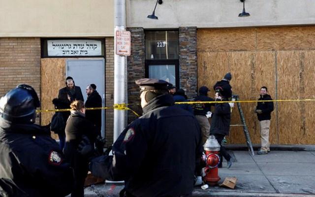 FBI localiza presunta camioneta de atacantes de Nueva Jersey - FBI localiza presunta camioneta de atacantes de Nueva Jersey