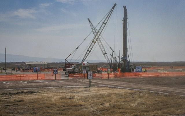 Destinará SCT 9 mil millones de pesos en conexión terrestre de Santa Lucía - Foto de Notimex