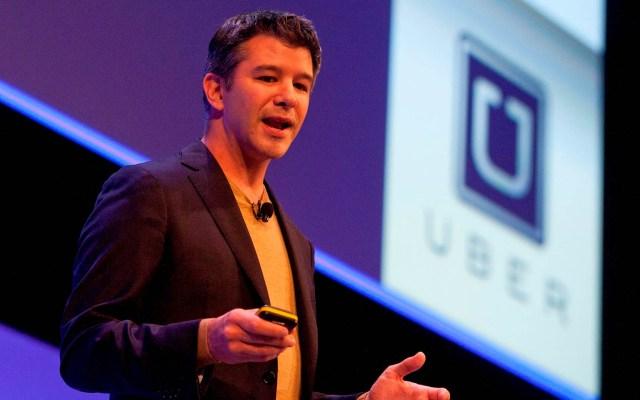 Kalanick se desvincula de Uber tras vender acciones y dejar junta directiva - Travis Kalanick Uber