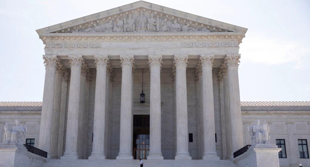 Tribunal Supremo de EE.UU. acepta caso para que Trump dé sus datos financieros - Tribunal Supremo de Estados Unidos