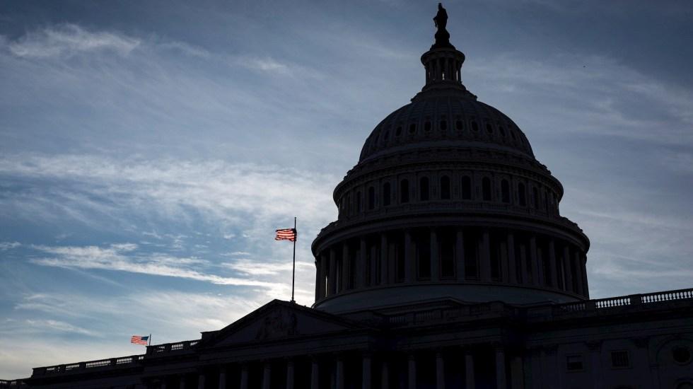 Trump y demócratas, más cerca de aprobar T-MEC en el Congreso - Foto de EFE/EPA/SAMUEL CORUM