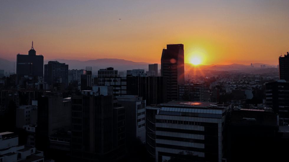 Crecimiento urbano incrementaría temperatura hasta tres grados en Valle de México - Foto de Notimex