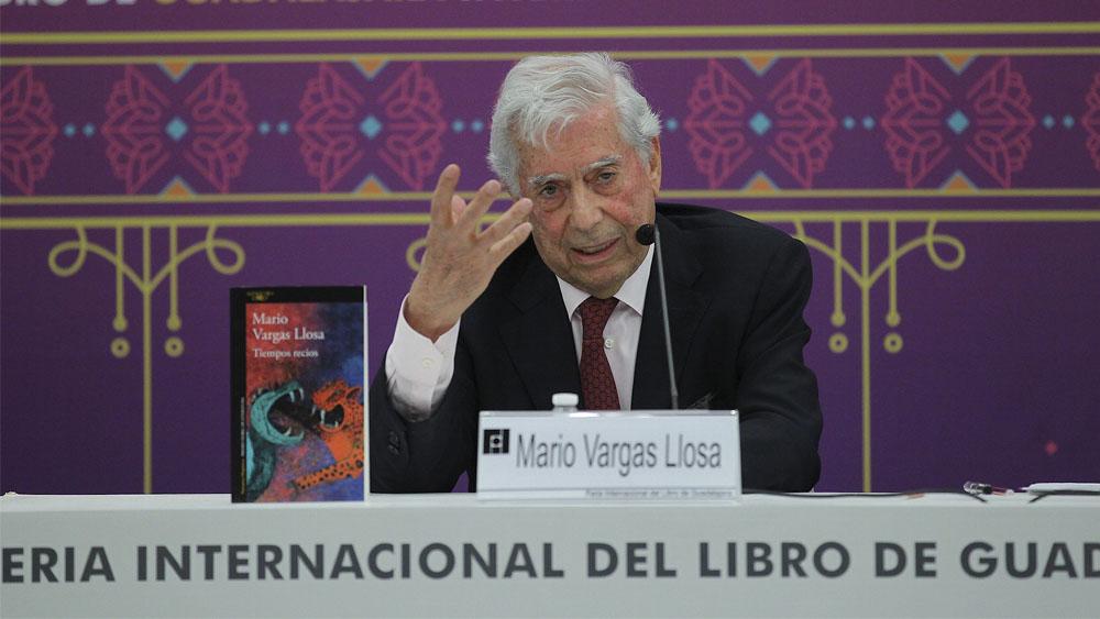 No se aplicaráel Artículo 33 a Vargas Llosa, afirma AMLO - Mario Vargas Llosa