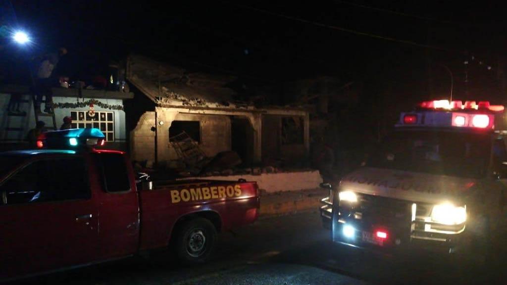 Explosión en polvorín en Veracruz deja dos niños muertos - Foto de @cabeceramx