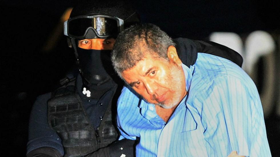 Sentencian al narcotraficante Vicente Carrillo Fuentes a 28 años de cárcel - Vicente Carrillo Fuentes. Foto de EFE