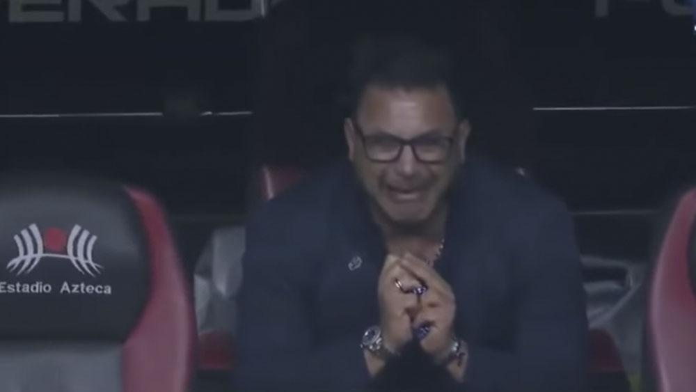 #Video Mohamed rompe en llanto tras ganar final contra el América - #Video Mohamed rompe en llanto tras ganar final