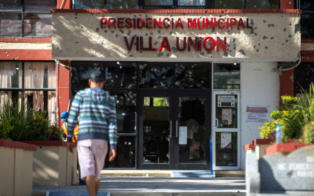 Suman 23 muertos por balaceras en Villa Unión, Coahuila - Foto de EFE