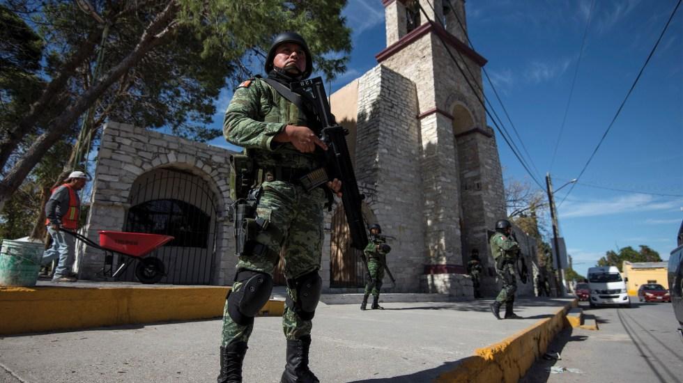 Hasta el momento hay 31 detenidos por ataque en Villa Unión - Foto de EFE