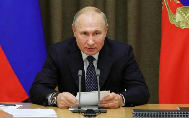 Expansión de OTAN es una amenaza para Rusia, afirma Putin - Foro de EFE