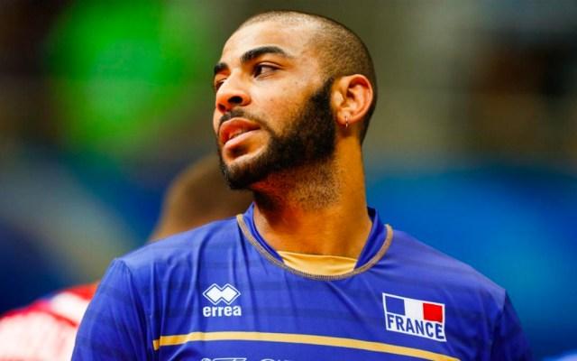 #Video Captan agresión sexual de seleccionado francés de voleibol a mujer - Earvin Ngapeth. Foto de Zona Cero