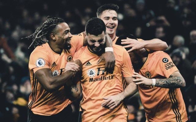 Wolverhampton de Raúl Jiménez se acerca a la Champions - Foto de @Wolves