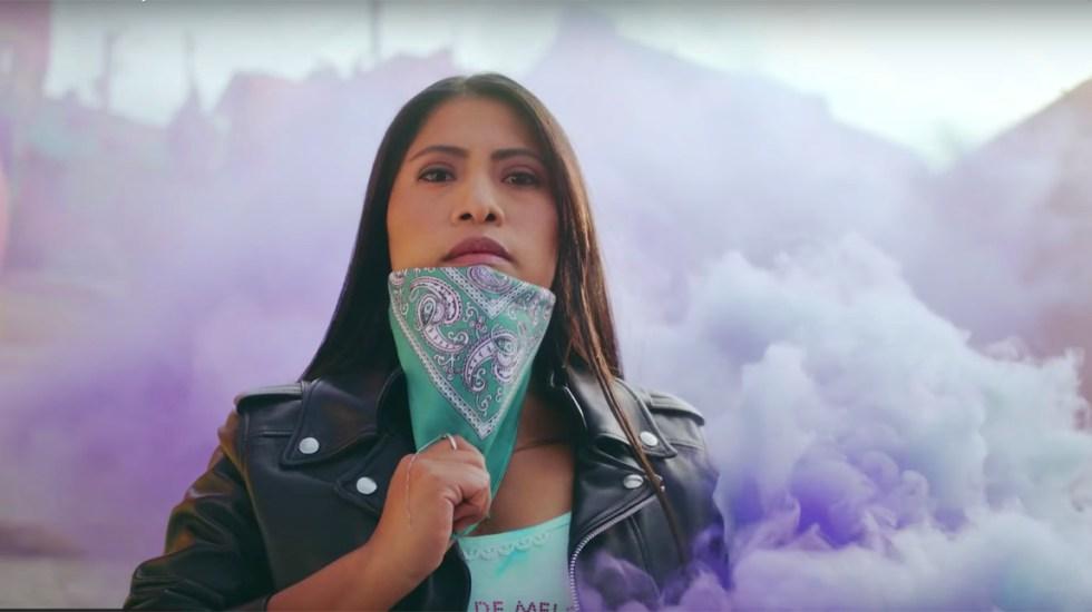Yalitza Aparicio reaparece en videoclip de Mon Laferte - Yalitza Aparicio