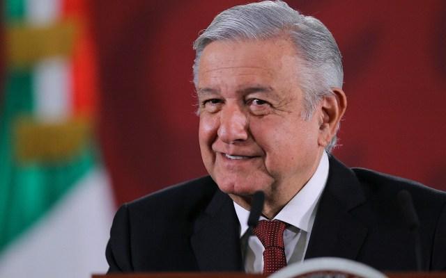 'El Chapo' tenía representantes en el gobierno: AMLO - Andrés Manuel López Obrador, presidente de México. Foto de Notimex.