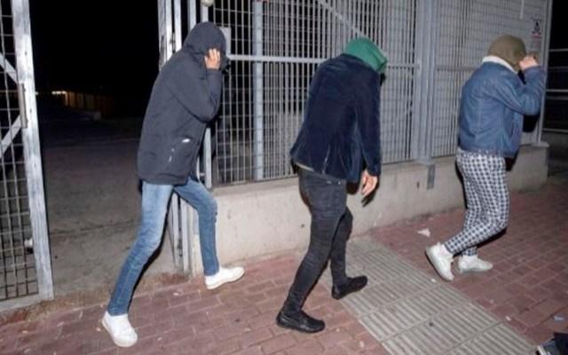 Afganos detenidos en España por violación denunciarán a hermanas por falsedad - Afganos detenidos por violación denunciarán a hermanas de EE.UU. por falsedad
