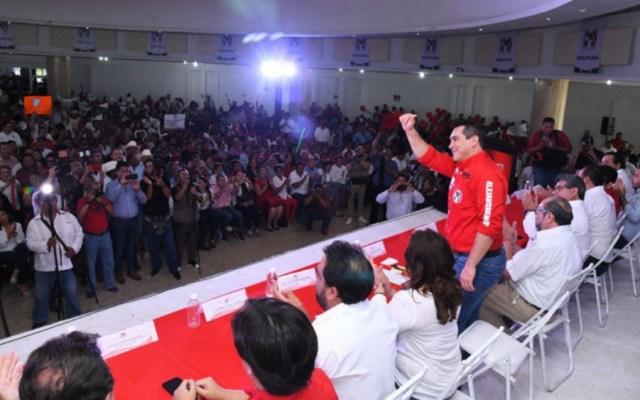 PRI construyó instituciones de salud y educación que no se parecen al espejismo actual: Alejandro Moreno - Foto de PRI
