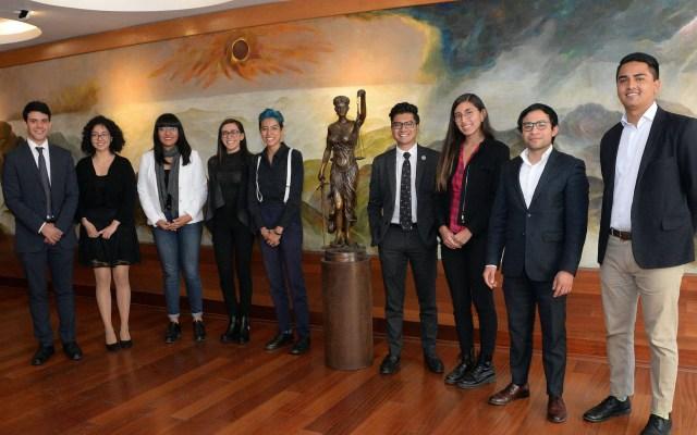 Alumnos de la UNAM ganan concurso internacional sobre comercio e inversión - Foto de DGCS UNAM