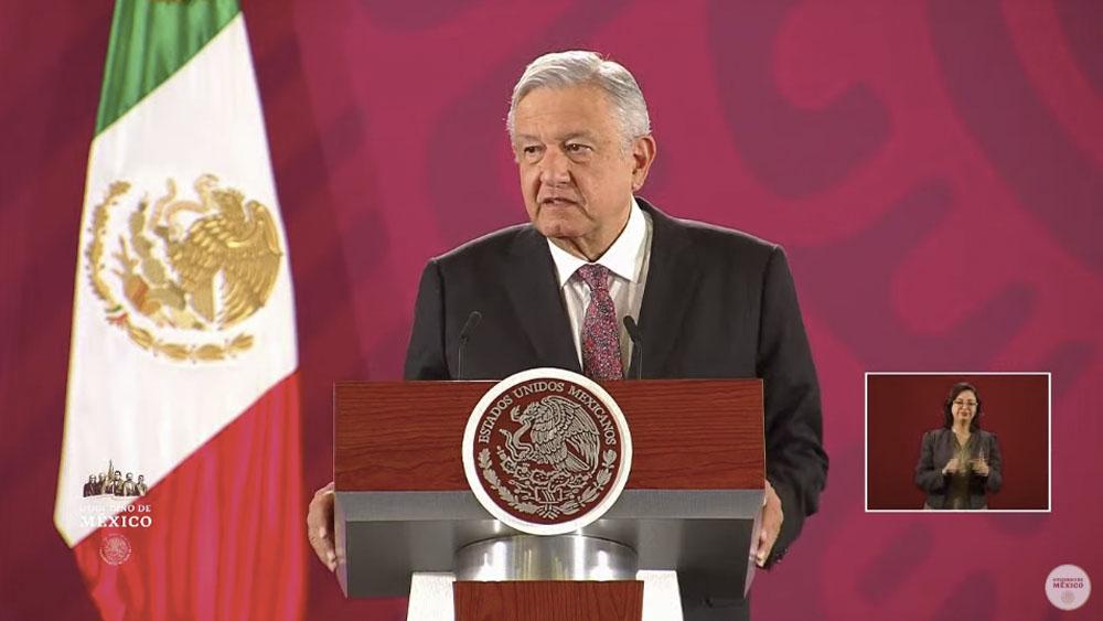 En el periodo neoliberal se apostó por la destrucción de Pemex, afirma AMLO - El presidente Andrés Manuel López Obrador.