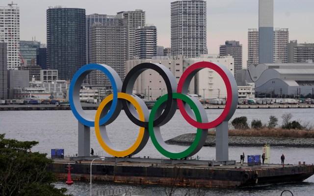 #Video Japón devela anillos olímpicos gigantes de cara a Tokio 2020 - Comité Olímpico Internacional confirma Juegos Olímpicos de Tokio 2020 pese a Covid-19