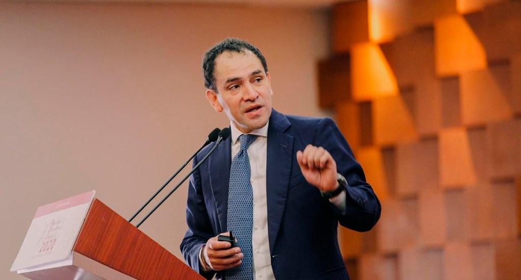 Economía sigue la ruta de la pandemia, asegura Arturo Herrera tras explicar Paquete Económico 2021. Noticias en tiempo real