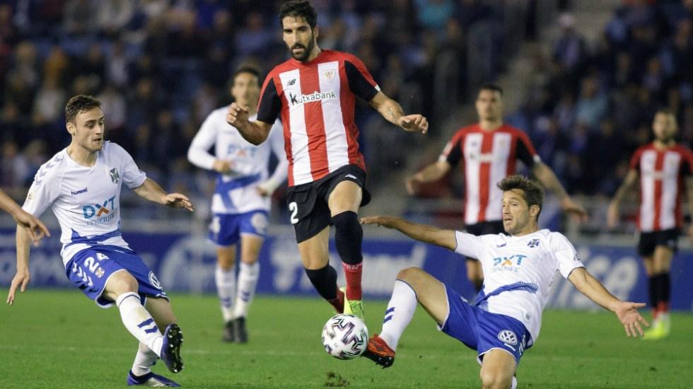 Por la vía de los penales, Athletic eliminó al Tenerife en Copa del Rey - Foto de EFE