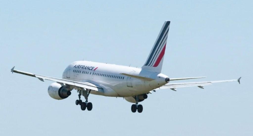 Estado francés prestará 7 mil millones de euros a Air France - Avión de Air France. Foto de @airfrance
