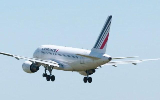 Aerolíneas europeas dejan de sobrevolar Irak e Irán - Avión de Air France. Foto de @airfrance