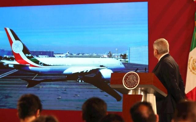 Dolores Padierna respalda rifa del avión presidencial - Avion presidencial AMLO conferencia Dolores Padierna
