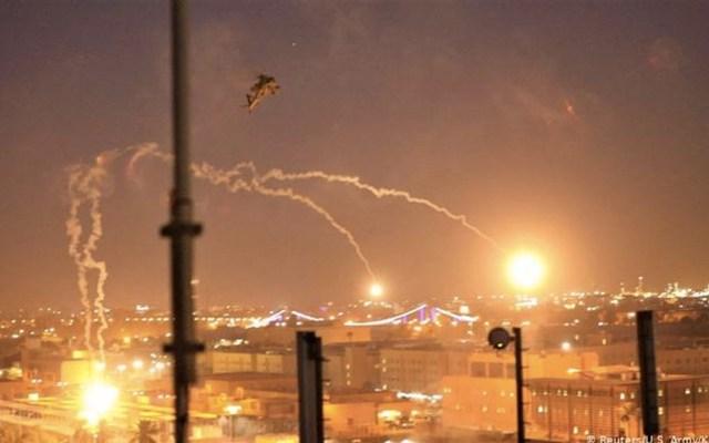 Cohetes impactan cerca de Embajada de EE.UU. en Bagdad - Foto de DW