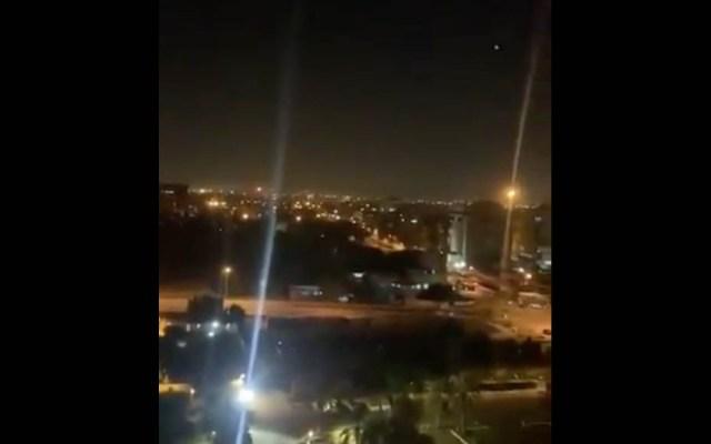 Descartan daños en la Embajada de Estados Unidos en Irak tras ataque con cohetes - Bagdad