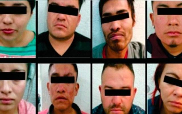 Desmantelan a banda de asaltantes a negocios en el Estado de México - Desmantelan a banda de asaltantes a negocios en el Estado de México