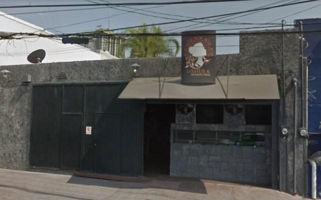Ataque en bar de Celaya deja dos muertos y ocho heridos - Bar 'La shula' de Celaya. Foto de Google Maps