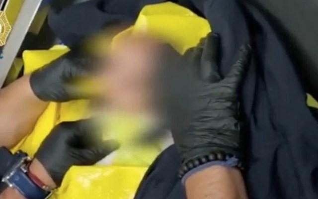 Encuentran en la Álvaro Obregón a bebé presuntamente robado tras ataque armado - Bebé robado Álvaro Obregón