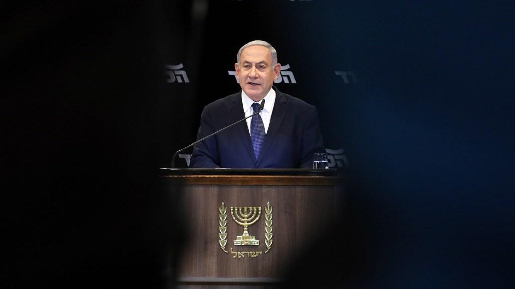Tribunal rechaza prohibir a Netanyahu formar Gobierno - Benjamin Netanyahu. Foto de EFE
