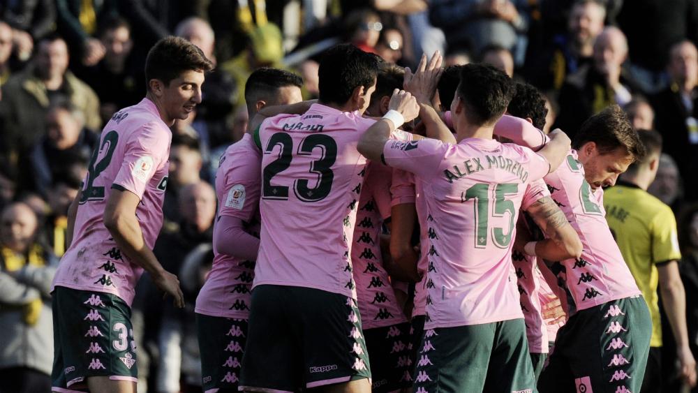 Guardado da asistencia en victoria de Betis con Lainez como titular - Foto de @RealBetis