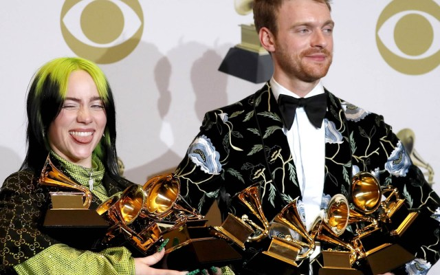 Billie Eilish actuará en la gala de los Óscar - Billie Eilish Grammy
