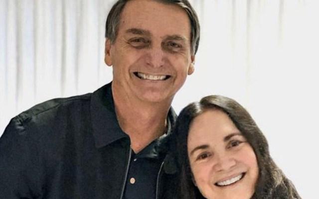 Bolsonaro invita a actriz a ser secretaria de Cultura en Brasil - Foto de internet