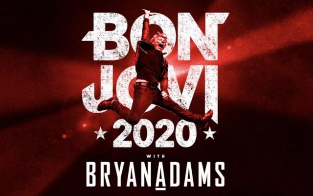 Bon Jovi realizará gira con Bryan Adams - Foto de @BonJovi