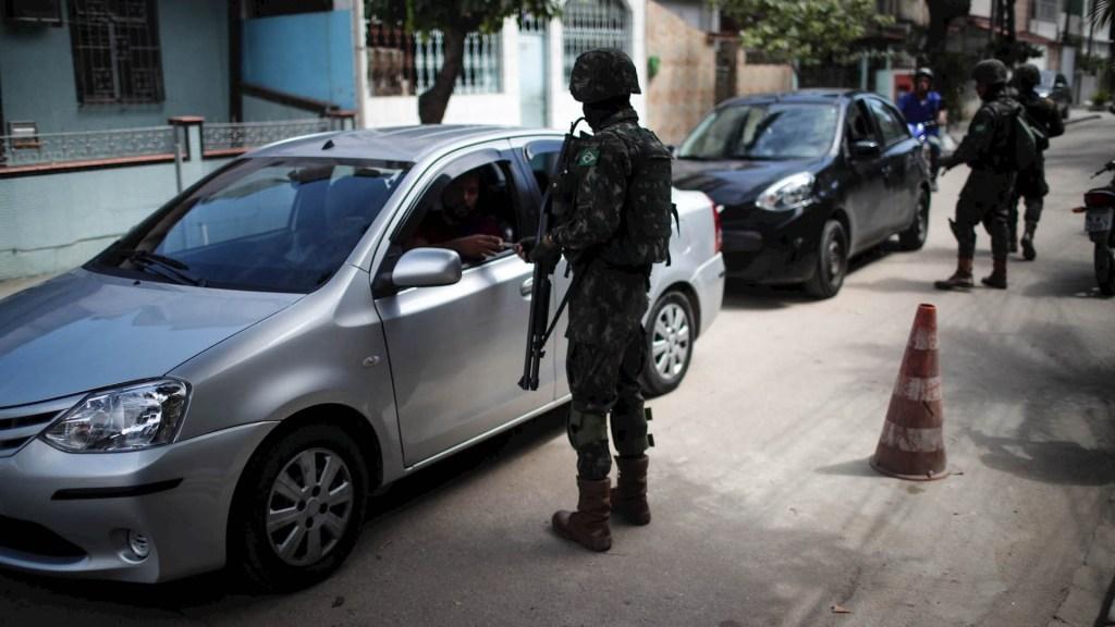 Río de Janeiro registra en 2019 el menor número de homicidios en 20 años - Brasil Seguridad Río de Janeiro