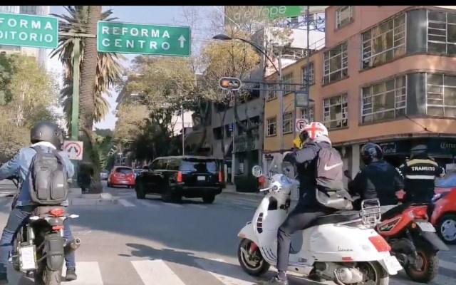 #Video Policía insulta a Paola Rojas - Captura de pantalla