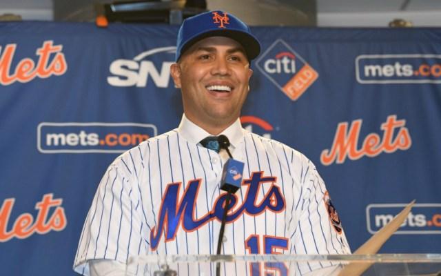 Carlos Beltrán deja a los Mets tras polémica por robo de señales - Foto de New York Mets
