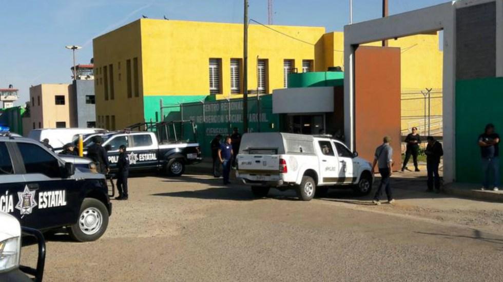 Aumenta seguridad en cárceles de Zacatecas tras riña que dejó 16 muertos - Foto de Sol de Zacatecas