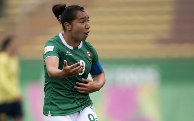 Charlyn Corral desconoce causas de su ausencia en Selección Mexicana - Foto de Mexsport