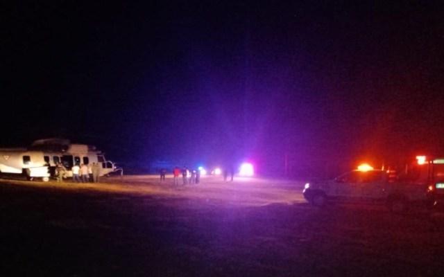 Desplome de helicóptero en Chiapas deja un muerto - Chiapas helicóptero desplome